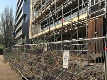 Construction Site Security guarding Services