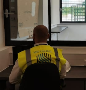 Gatehouse Security Guard Service