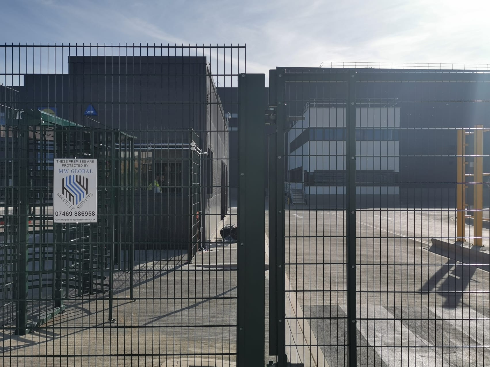 Gatehouse Security Guarding Services