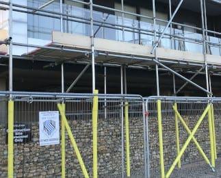 construction site security Peterborough
